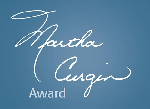 Martha Curgin Award