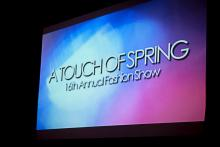 A Touch of Spring Fashion Show