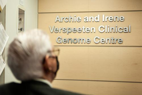 Clinical Genome Centre image