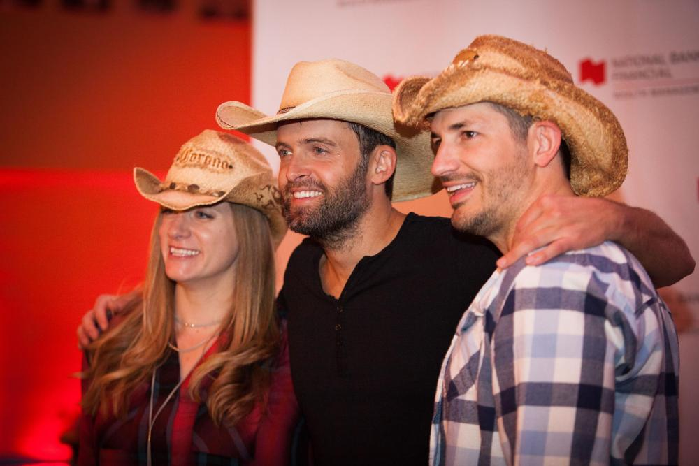 Dean Brody meet and greet
