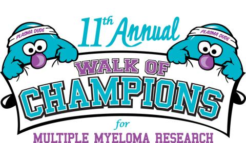 11th Annual Walk of Champions for Myeloma Research