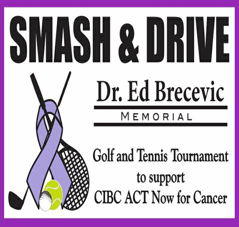 9th Annual Dr. Ed Brecevic Memorial Smash and Drive