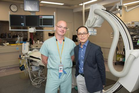 New Cardiac Labs Help Thousands of Heart Patients   London