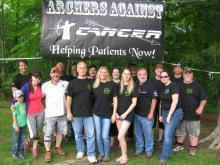 Archers Against Cancer